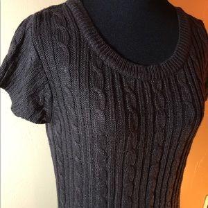 Sweater tunic/dress
